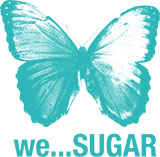 We … Sugar Logo